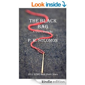 The Black Bag by P H Solomon